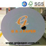 Papier enduit de chrome blanc de la bonne qualité 70GSM en feuille