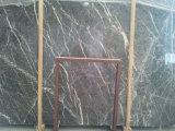 어두운 회색 대리석 백색 정맥 걸림새 회색 대리석 도와 & 석판