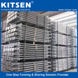 Kitsen 최신 판매 보편적인 강철 비계 버팀대 (포스트 해안)