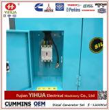 Dcec OEM CumminsおよびStamford 120kVA/96kwの電気無声ディーゼル発電機