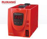 Estabilizador 1000 3000va del regulador de voltaje del precio bajo de la alta calidad de la fabricación de China usado en escuela