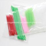 De verschillende Kleurrijke Plastic Breiende Naaiende Naald van de Grootte