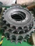 掘削機の下部構造のためのスプロケットのローラー