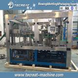 Linha de produção de engarrafamento Carbonated automática da máquina de enchimento do refresco