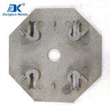 Китай углеродистая сталь литье в песчаные формы изготовителя стенда держатель