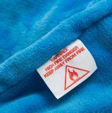 シェーカーのフランネルのイルカの子供の寝袋