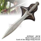 Puntura Swordlord di Hobit della spada di Swordsting della puntura degli anelli con piastra 40cm