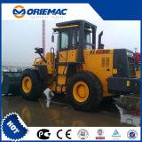 Shantui SL60W 6 Ton van de Lader van het 3.5m3Wiel