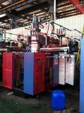 4 galones de HDPE Extrusión de barriles de agua de la máquina de moldeo por soplado