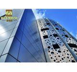 Matériau de construction en métal à l'extérieur du panneau de façade Revêtement mural en aluminium