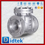 Bonnet нержавеющей стали Didtek и задерживающий клапан уплотнения давления скрепленные болтами 150lb