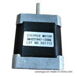 Motor de pasos híbrido de la nema 17 para la maquinaria -42mm 1.8 grados