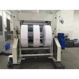 Papel carbón de alta velocidad de corte máquina rebobinadora