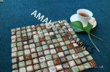 2018 manuelle Ziegelstein-Art-Mosaik-Fliese in Foshan China (BMM09) mit der Hand pflücken