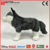 En71 de Realistische Gevulde Dierlijke Zachte Wolf van het Stuk speelgoed van de Pluche voor Jonge geitjes