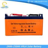 Batterie solaire 90ah de joint pour l'usage solaire