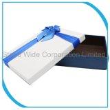 선물 2018년을%s 서류상 선물 상자 또는 보석함 또는 관례 크기 상자