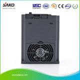 Triplo di CA di Sako 380V (3) invertitore solare fotovoltaico della pompa ad acqua del raggruppamento dell'uscita 0.75kw 1HP di fase