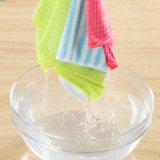 Auto van de Handdoek Microfiber van de Fabriek van China de Kleurrijke