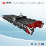 Laser de fibra de máquina de corte de chapas metálicas