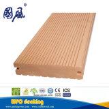 Plancher durable du Decking WPC du solide WPC pour l'usage extérieur