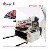 Пластичный делать плитки крыши PVC/машина штрангпресса