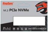 SSD poco costoso ad alta velocità di Nvme M. 2 Pcie dell'azionamento duro di prezzi Gen3.0 X4 480GB di Kingspec