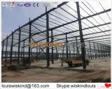 Große Überspannungs-Platz-Stahlrahmen-Gebäude