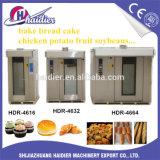 Precio rotatorio diesel árabe de los hornos de los hornos de panadería del acero inoxidable