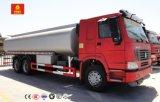 Sinotruck HOWO 6X4 10 바퀴 기름 또는 연료 트럭