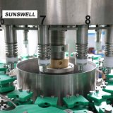Sunswell 플라스틱 병 충전물 및 밀봉 기계