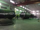 Autoclave de laminação de vidro horizontal para a linha de produção de laminação de vidro