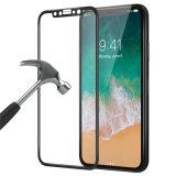 9月2017日AppleのiPhone Xのための贅沢で完全なLCDスクリーンの保護セルまたは携帯電話のアクセサリの緩和されたガラススクリーンの保護装置の電話アクセサリ