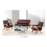 熱い販売の高品質の普及した設計事務所のソファー(YF-206M) 1+1+3