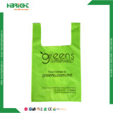 PP Non-Woven Laminated Shopping Bag with Printed Logo