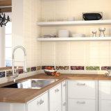 200*200mm Tintenstrahl glasig-glänzende keramische Farben-Wand-Innenfliese für Küche