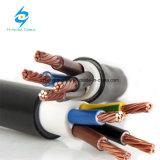 Силовой кабель Unarmour проводника низкого напряжения тока Multicore медный