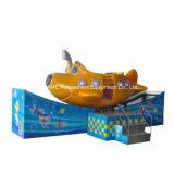 Submarino Spinning Paseo infantil para el Parque de Atracciones