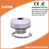 De CentrifugaalVentilator van de Motor van de Ventilator van de Ventilator van de Ventilator van de hoge druk gelijkstroom