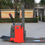 1t 1.5t 2t Stapelaar van de Pallet van de Capaciteit de Elektrische/Vrachtwagen de Op batterijen van de Stapelaar