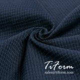 100 % polyester Tissu à oeillet pour sportwear