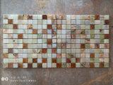 Het gemengde Mozaïek van de Steen van de Kleur Marmeren voor het Medaillon van de Muur/van het Water, de Decoratie van /Floor