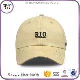 Gorra de algodón con bordado personalizado