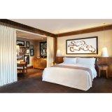 Новый китайский стиль современной мебелью спальня