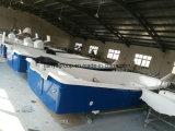 Liya les fabricants de bateaux de pêche 19pieds Panga bateau en fibre de verre