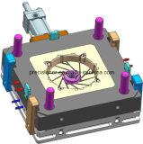 Molde de moldeado a presión de alta presión con 3 platos estructura morir