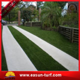 césped artificial de 30m m para el jardín que ajardina la hierba