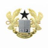 カスタマイズされたロゴの安い金属の記念品のバッジ