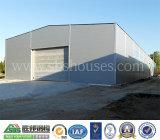 Estructura de acero construcción prefabricada de metal del módulo de almacén taller de creación