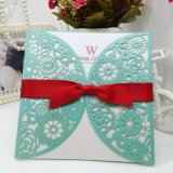 Kundenspezifische Gruß-Karten-Papierkarten-kundenspezifische Hochzeits-Karten